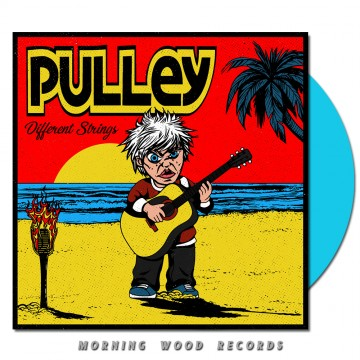 Pulley Different Strings Vinyl