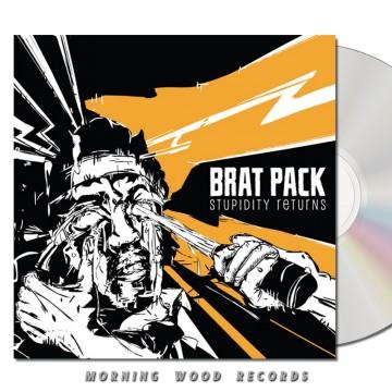 Brat Pack – Stupidity Returns CD