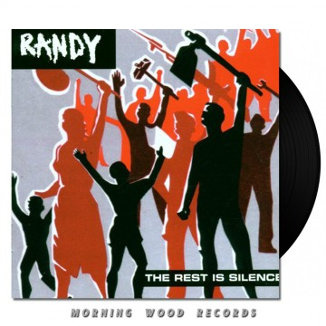 Randy The Rest Is Silence LP