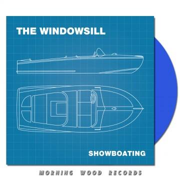 The Windowsill – Showboating LP blue vinyl