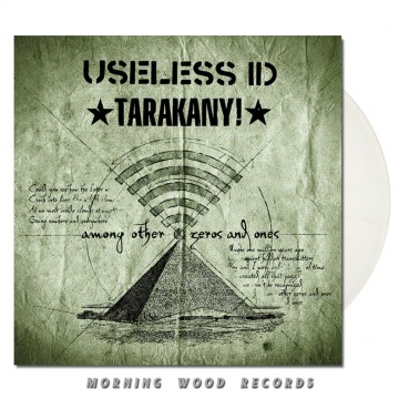 Useless ID Tarakany 10 inch white vinyl