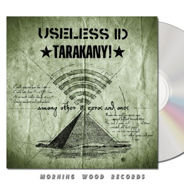 Useless ID Tarakany split CD