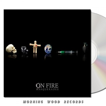 On Fire – Masquarades CD