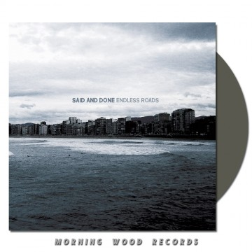 Said And Done – Endless Roads 7 inch