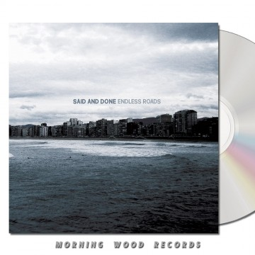Said And Done – Endless Roads CD
