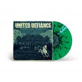 UD LP splatter green