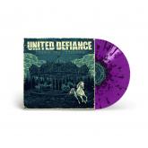 UD LP splatter purple